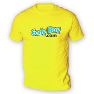 EarlyBay.com Logo Mens T-Shirt