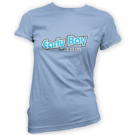EarlyBay.com Logo Woman's T-Shirt