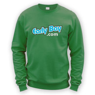 EarlyBay.com Logo Sweatshirt Jumper (Unisex)