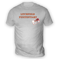 Litchfield Penitentiary Mens T-Shirt