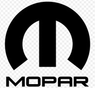 Mopar Vinyl Sticker
