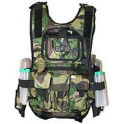 GXG G-26 Deluxe Tactical Vest- Camo
