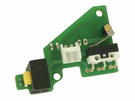Dye Rotor Gear Box Circuitboard W/ Connectors