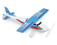 Flying Skyhawk Toy on Swivel String