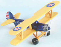 Hot Wings Stearman PT17 Flyer