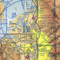 Detroit Terminal Chart