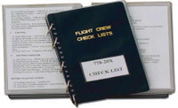 Checklist Holder - Military - 25 Pages