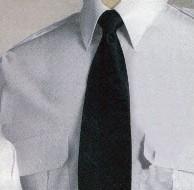 Clip-On Black Professional Pilot Tie - SkySupplyUSA