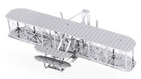 Metal Marvels - Wright Brothers Airplane Model METAL MARVEL-WBF