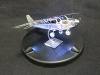 Metal Marvels Display Stand (Plane Not Included) METAL MARVEL-BASE