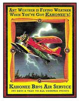 Kahonee Brothers Tin Sign TN-KB