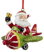 Santa Ornament OR-S&S(Santa)