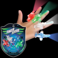 Finger Flyers LED Rings FINGER FLYERS