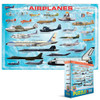 Airplanes Jigsaw Puzzle - 100 Pieces PUZZLE-100-AP