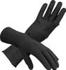 Nomex Flight Gloves in Black  - SkySupplyUSA