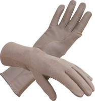 Nomex Flight Gloves in Tan - SkySupplyUSA