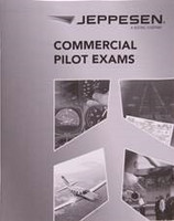 Jeppesen Commercial Pilot Exam Booklet 10692815-000