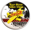 Coca-Cola Gee Bee Porcelain Magnet Magnet-Coke-GB