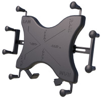 "RAM Universal X-Grip® Cradle with Round Base Adapter for 12"" Tablets  RAM-B-202-UN11U"