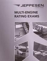 Jeppesen Multi-Engine Exam Booklet  10692816-000 978-0-88487-150-7