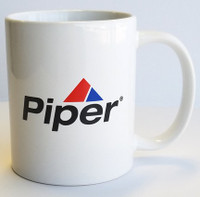 Piper Logo Coffee Mug