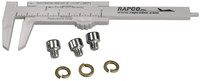 Rapco Vacuum Pump Caliper Inspection Kit - SkySupplyUSA