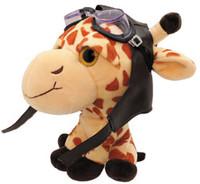 Giraffe plush aviator SA-GIRF