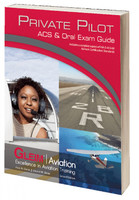 Gleim Private ACS & Oral Exam Guide (2nd Edition) GLEIM PPACS-2 ISBN: 978-1-61854-132-1