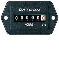 Datcon Hour Meter (Rectangular)   -  SkySupplyUSA