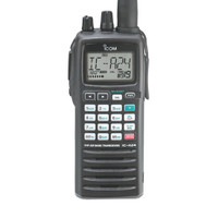 Icom IC-A24 - SkySupplyUSA front view