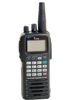 ICOM A6 Handheld radio - front view