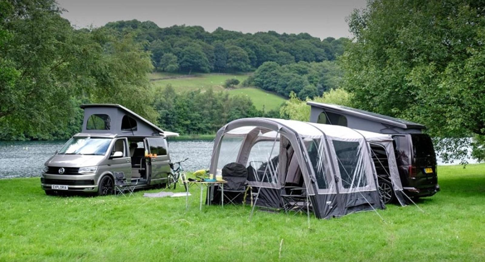 Motorhome & Campervan Driveaway Awnings OBI Camping & Leisure