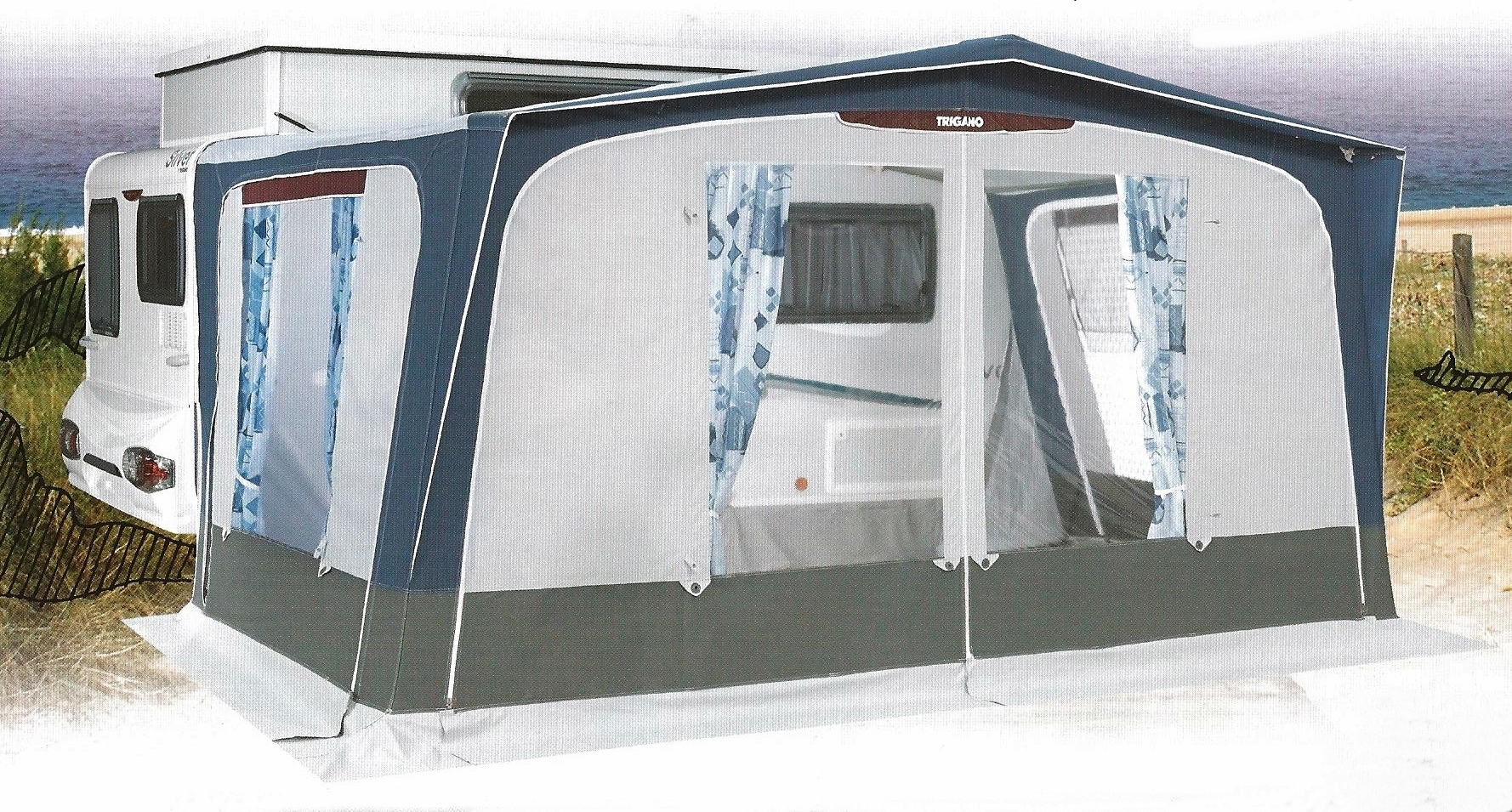 Awnings For Silver Pop Top Caravans