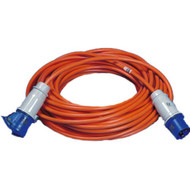 10m Mains Lead UK Manufactured to CE and BS Specification