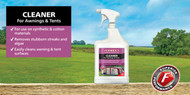 Fenwicks Cleaner for Awnings & Tents - Use on colour fast fabric