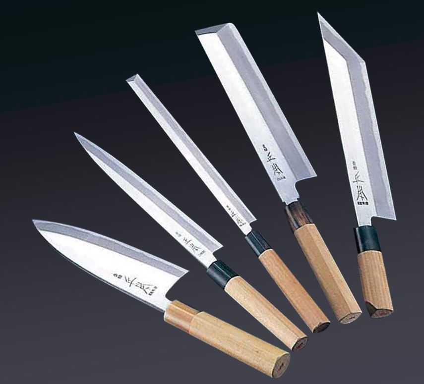 hocho knife japanese kitchen sushi knives. Black Bedroom Furniture Sets. Home Design Ideas