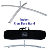 Indoor Cross Pole Stand