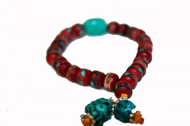 Tibet YAK Bone Mala Prayer Beads. At Tibet Spirit Store