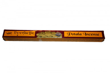 Tibet Potala Incense. Medicinal herbs. At Tibet Spirit Store