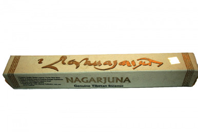 Tibet Nagarjuna Incense. Aromatic medicinal herbs, precious substances. At Tibet Spirit Store.