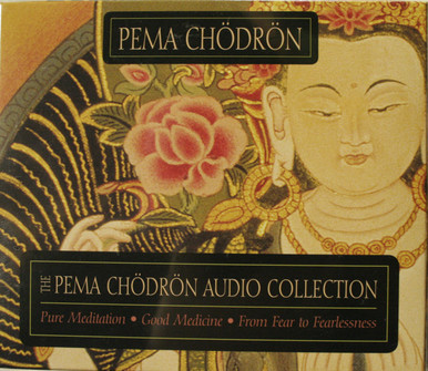 The Pema Chödrön Audio Collection Guidance for the Path to True Happiness 6 CDs (7 hours)