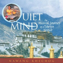 Quiet Mind: The Musical Journey of a Tibetan Nomad. Tibet Spirit Store.