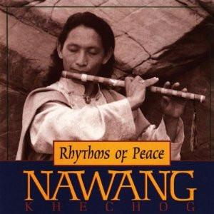 Rhythms of Peace. Nawang. CD. Tibet Spirit Store.