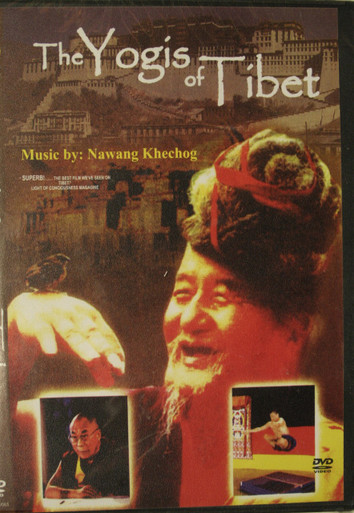 The Yogis of Tibet DVD. Tibet Spirit Store