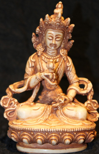Vajrasattva Resin Statue At Tibet Spirit Store.