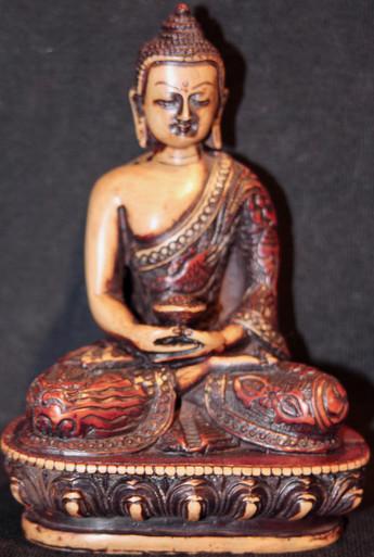 Amitabha Buddha Statue, At Tibet Spirit Store.