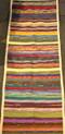 handmade Yoga Mat is woven from recycled sari silk  At Tibet Spirit Store,