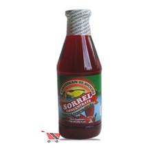 Karibbean Flavours Sorrel Concentrate