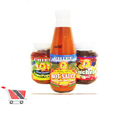 Chief Condiments Bundle