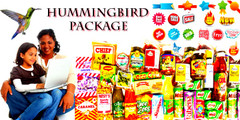 Humming Bird Package